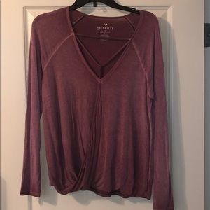 Soft & Sexy long sleeve top!